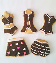 Custom-designed cookies for special occasions around San Francisco